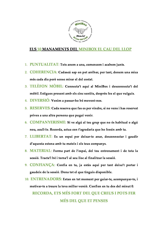 ELS-10-MANAMENTS-DEL-MINIBOX-EL-CAU-DEL-LLOP